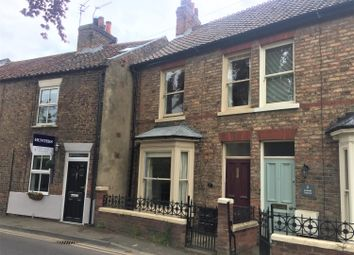 Thumbnail 2 bed terraced house to rent in Kilburn Terrace, Easingwold, York