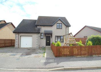 Thumbnail 3 bed detached house for sale in Fogwatt Lane, Elgin