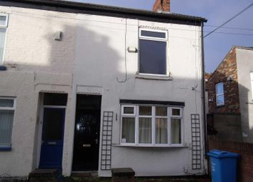Thumbnail 2 bed terraced house to rent in Esk Crescent, Worthing Street, Hull