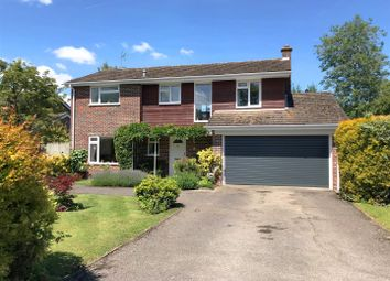 Thumbnail 4 bed detached house for sale in Arkwright Close, The Mount, Highclere, Newbury