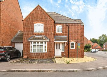 Thumbnail 4 bed link-detached house for sale in Kirby Drive, Bramley, Tadley