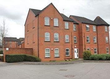 Thumbnail 2 bed flat for sale in Lock Keeper Close, South Wigston, Leicester