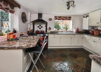 Thumbnail 3 bed semi-detached house for sale in Burcott Lane, Bierton, Aylesbury