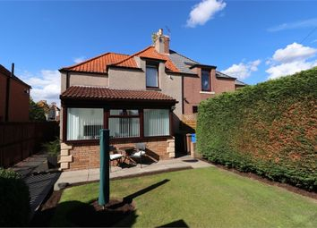 Thumbnail 2 bed semi-detached house for sale in Brown Crescent, Methilhill, Fife