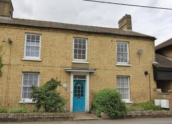 Thumbnail 1 bedroom flat for sale in High Street, Swavesey, Cambridge