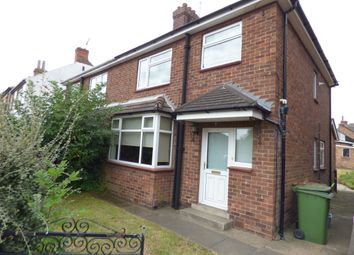 Thumbnail 3 bedroom semi-detached house to rent in Pinfold Lane, Scartho