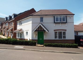 Thumbnail 4 bedroom detached house to rent in Clappers Lane, Watton At Stone, Hertford