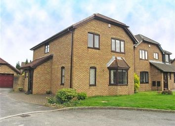 Thumbnail 4 bed detached house for sale in Baynton Close, Llandaff, Cardiff