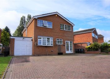 Thumbnail 4 bed detached house for sale in Westwood Road, Sutton Coldfield