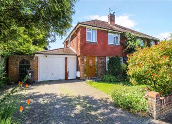 Thumbnail 3 bed semi-detached house for sale in Buckingham Road, Lawn, Swindon, Wiltshire