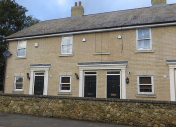 Thumbnail 2 bed terraced house to rent in St Johns Road, Ely