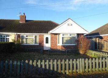 Thumbnail 3 bed semi-detached bungalow for sale in St. Lukes Grove, Humberston, Grimsby