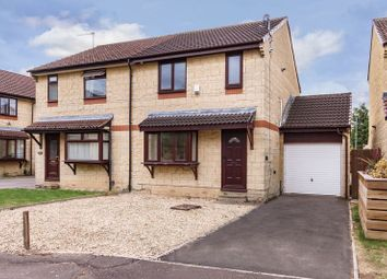 Thumbnail 3 bedroom semi-detached house for sale in Swanage Close, St Mellons, Cardiff