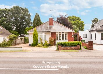 Thumbnail 2 bed semi-detached bungalow for sale in Rugby Road, Binley Woods, Coventry