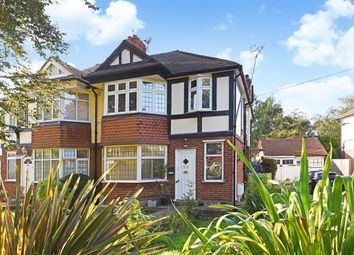 Thumbnail 2 bedroom flat to rent in Vale Crescent, London