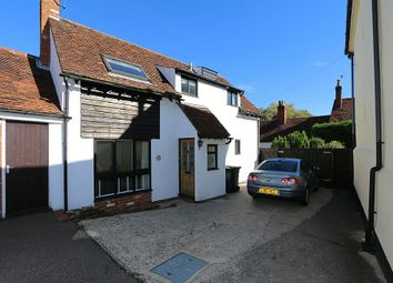 Thumbnail 2 bed cottage for sale in Northampton Meadow, Bridge Street, Great Bardfield, Essex