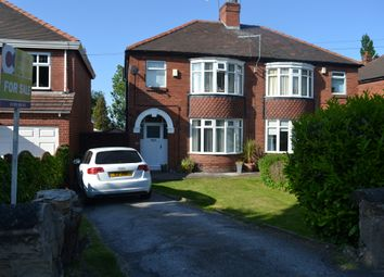 3 bed semi-detached house for sale in Wickersley Road, Rotherham, South Yorkshire S60
