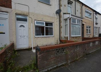 Thumbnail 1 bedroom flat for sale in Burke Street, Scunthorpe