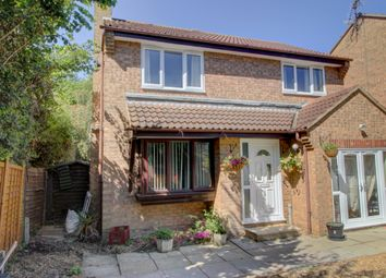 Thumbnail 4 bed detached house for sale in Augusta Close, Peterborough