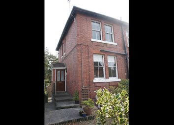 Thumbnail 3 bed end terrace house for sale in Biddulph Road, Congleton