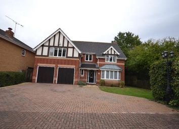 Thumbnail 5 bedroom detached house for sale in Salters St. Michaels Mead, Bishops Stortford
