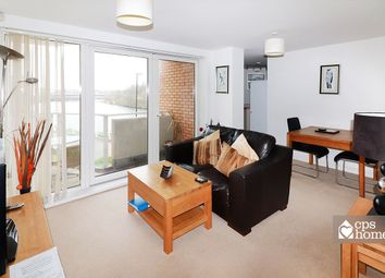 Thumbnail 2 bedroom flat for sale in Lyon House, Century Wharf, Cardiff Bay