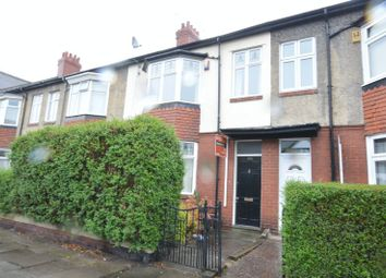 Thumbnail 4 bed terraced house to rent in Fenham, Wingrove Road, Newcastle Upon Tyne