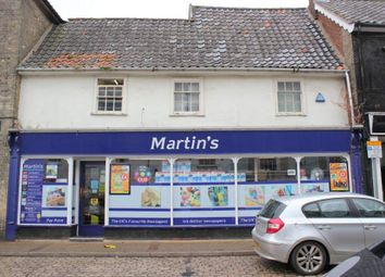 Thumbnail Retail premises for sale in Saxmundham, Suffolk