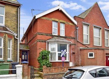 Thumbnail 3 bed semi-detached house for sale in Clarence Road, East Cowes, Isle Of Wight