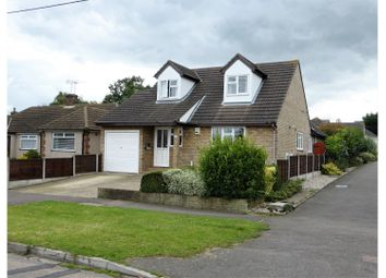 Thumbnail 4 bed detached house for sale in Louis Drive, Rayleigh