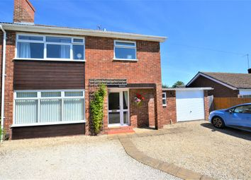 Thumbnail 3 bed detached house for sale in Brasenose Road, Didcot
