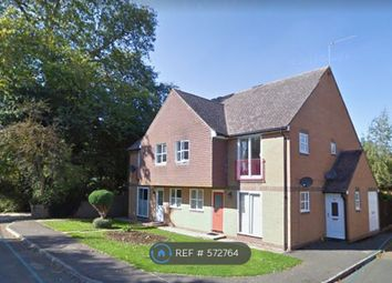 Thumbnail 2 bed flat to rent in Vicarage Lane, Shrivenham, Swindon