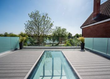 Thumbnail 3 bed barn conversion for sale in Mallard Court, Diss, Norfolk