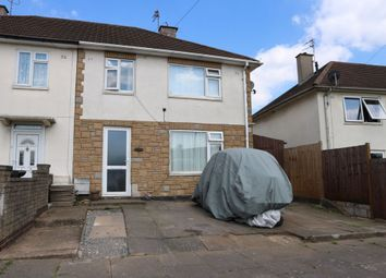 Thumbnail 3 bed semi-detached house for sale in Liberty Road, Braunstone Frith