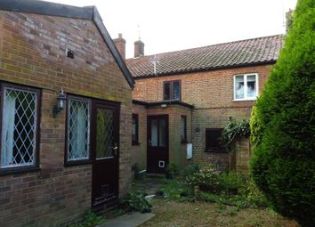 Thumbnail 3 bedroom terraced house for sale in Gunns Corner, Smallburgh, Norwich