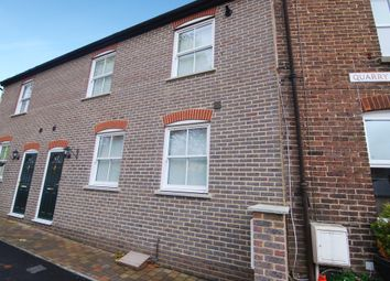 Thumbnail 2 bed terraced house to rent in Quarry Hill Road, Borough Green, Sevenoaks
