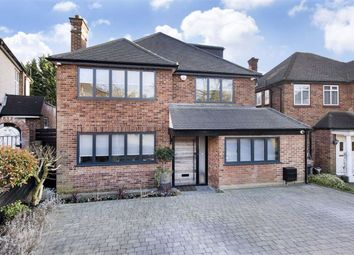 Thumbnail 4 bed detached house for sale in Marsh Close, London