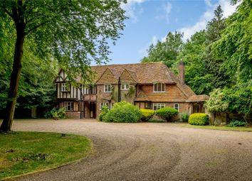 Thumbnail 5 bed detached house for sale in Hudnall Common, Little Gaddesden, Berkhamsted, Hertfordshire
