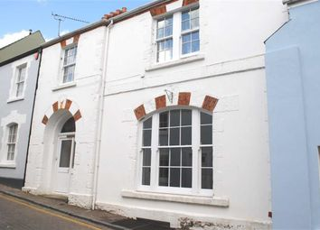 Thumbnail 2 bed flat to rent in Cresswell Street, Tenby, Pembrokeshire