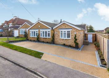 Thumbnail 4 bed semi-detached bungalow for sale in The Rise, Park Street, St. Albans