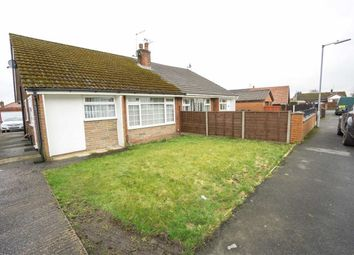 Thumbnail 2 bed semi-detached bungalow for sale in Abbot Croft, Westhoughton, Bolton