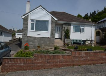 Thumbnail 2 bed detached bungalow for sale in Lea Road, Watcombe Park, Torquay, Devon