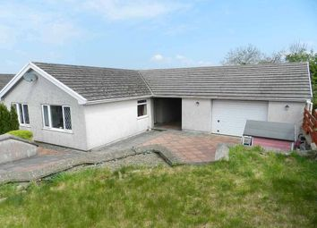 Thumbnail 3 bed detached bungalow for sale in River View, Llangwm, Haverfordwest