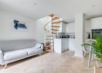Thumbnail 1 bed flat for sale in Rigault Road, Parsons Green, London