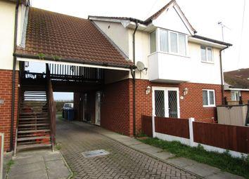 Thumbnail 1 bed flat for sale in Lon Hedyn, Rhyl, Denbighshire
