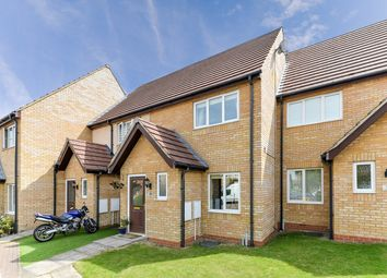 Thumbnail 2 bedroom terraced house for sale in Heron Way, Royston