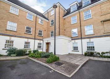 Thumbnail 2 bed flat for sale in Gynsills Hall, Stelle Way, Glenfield, Leicester