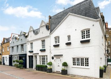 Thumbnail 3 bed detached house for sale in Clabon Mews, London