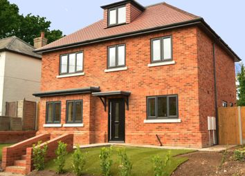 Thumbnail 4 bed detached house for sale in Gore Lane, Eastry