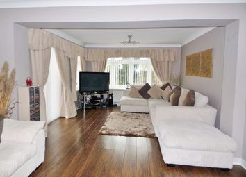 Thumbnail 4 bed detached house for sale in Edinburgh Drive, Bedlington